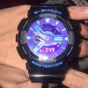 G-Shock Resist Men's Watch.